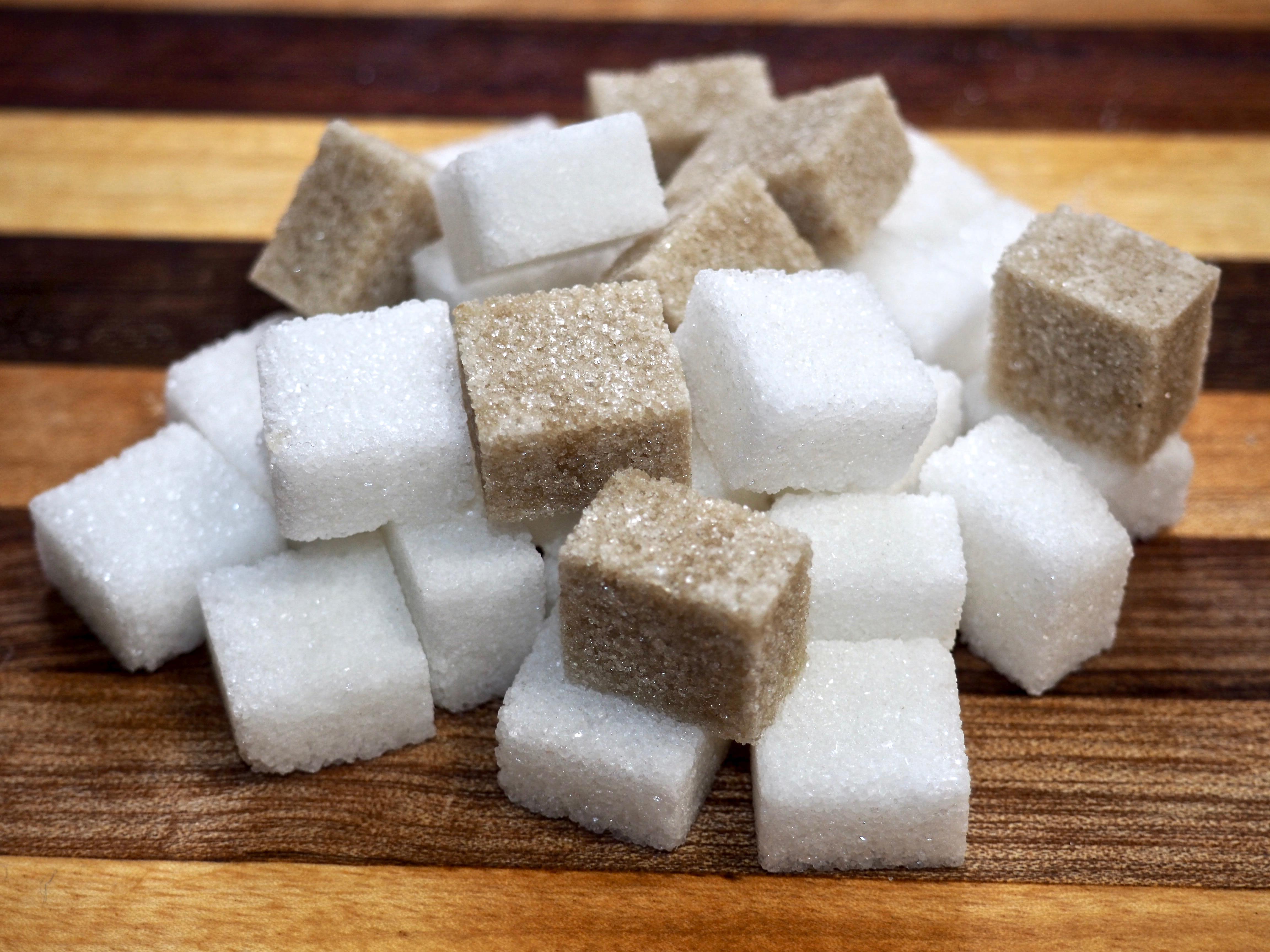 Zucker oder doch besser Süßstoff?